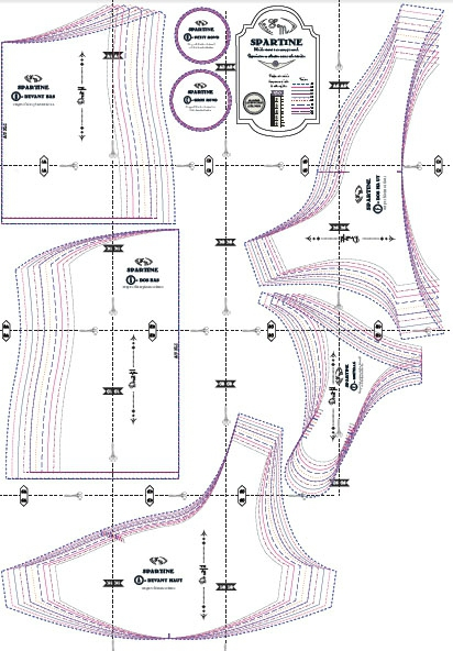 SPARTINE plan A4