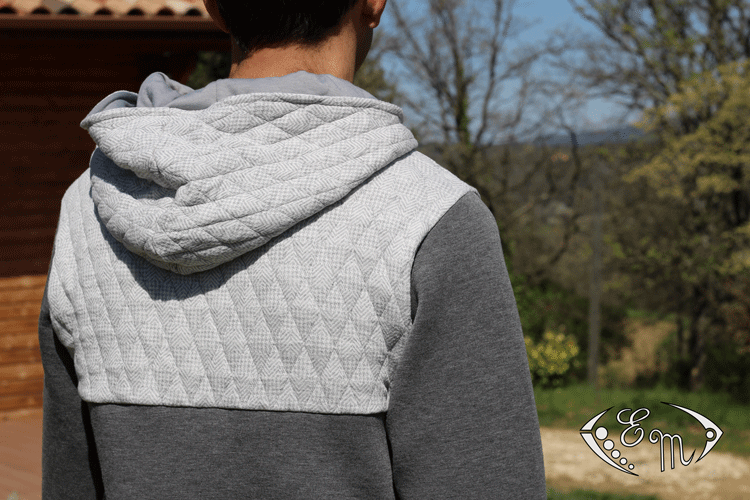 patron couture sous pull
