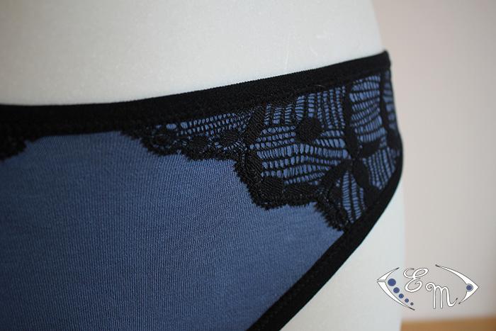 """Sewing """"sustainable"""" lingerie: fabrics for Éternité"""